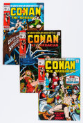 Bronze Age (1970-1979):Adventure, Conan the Barbarian Group (Marvel, 1970-74) Condition: Average FN/VF.... (Total: 13 Comic Books)