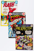 Silver Age (1956-1969):Miscellaneous, DC Silver to Bronze Age Comics Group (DC, 1960-74).... (Total: 11 Comic Books)