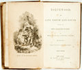 Books:Americana & American History, [Slavery]. Sara Josepha Hale. Northwood; or, Life North andSouth: Showing the True Character of Both. New York: H. ...