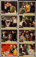 """Movie Posters:Comedy, Love Crazy (MGM, 1941). Lobby Card Set of 8 (11"""" X 14""""). Comedy..... (Total: 8 Items)"""