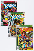 Modern Age (1980-Present):Superhero, X-Men Group (Marvel, 1977-89) Condition: Average FN.... (Total: 49Comic Books)