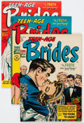 Golden Age (1938-1955):Romance, Teen-Age Brides/True Brides Experiences/True Bride-To-Be RomancesFile Copy Group (Harvey, 1953-57) Condition: Average VF.... (Total:26 Comic Books)