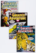 Silver Age (1956-1969):Adventure, My Greatest Adventure Group (DC, 1957-63) Condition: Average Apparent VG+.... (Total: 15 Comic Books)