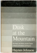 Books:Americana & American History, [African-American]. Haynes Johnson. Dusk at the Mountain. TheNegro, the Nation, and the Capital - A Report on Problems ...
