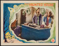 """Movie Posters:Horror, The Haunted House (First National, 1928). Lobby Card (11"""" X 14""""). Horror.. ..."""