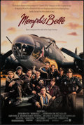 "Movie Posters:War, Memphis Belle (Warner Brothers, 1990). One Sheet (27"" X 41""), DS.War.. ..."