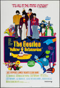 """Movie Posters:Animation, Yellow Submarine (United Artists, ca. 1999). Commercial Reprint OneSheet (27"""" X 41""""). Animation.. ..."""