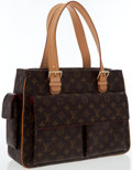 Luxury Accessories:Bags, Louis Vuitton Classic Monogram Canvas Multiplicite Bag. ...