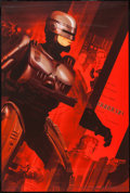 "Movie Posters:Action, RoboCop by Kevin Tong (Mondo, 2014). Limited Edition Screen Print Poster (24"" X 36""). Action.. ..."