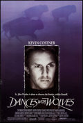 "Movie Posters:Western, Dances with Wolves (Orion, 1990). One Sheet (27"" X 40"") DS.Western.. ..."