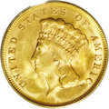 Three Dollar Gold Pieces: , 1878 $3 MS64 PCGS. The 1878 is the most common three dollar goldprice in all grades. If one were to consider the number of...