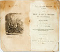 Books:Literature Pre-1900, Samuel Lover. The White Horse of the Peppers. New York:Berford, 1847. 44 pages. Self-wrappers. Ink ownership signat...