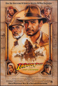 "Movie Posters:Action, Indiana Jones and the Last Crusade (Paramount, 1989). One Sheet(27"" X 41""). Action.. ..."