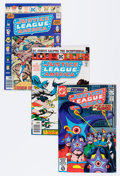 Modern Age (1980-Present):Superhero, Justice League of America Group (DC, 1971-87) Condition: AverageNM-.... (Total: 106 Comic Books)