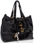 Luxury Accessories:Bags, Chloe Black Patent Leather Kerala Bag. ...