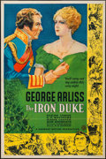 """Movie Posters:Drama, The Iron Duke (Gaumont British, 1934). One Sheet (27"""" X 41"""") &Uncut Pressbook (16 Pages, 16"""" X 21.5""""). Drama.. ... (Total: 2Items)"""