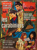 """Movie Posters:Foreign, The Carabineers (Cocinor, 1963). French Grande (46"""" X 62.25""""). Foreign.. ..."""