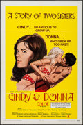 "Movie Posters:Sexploitation, Cindy and Donna & Others Lot (Crown International, 1970). OneSheets (10) (27"" X 41"") & Trimmed One Sheet (27"" X 42).Sexplo... (Total: 11 Items)"