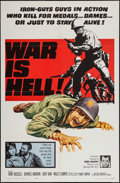 "Movie Posters:War, War is Hell and Others Lot (Allied Artists, 1963). One Sheets (12)(27"" X 41""). War.. ... (Total: 11 Items)"