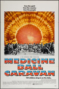 "Movie Posters:Rock and Roll, Medicine Ball Caravan & Other Lot (Warner Brothers, 1971). OneSheets (2) (27"" X 41""). Rock and Roll.. ... (Total: 2 Items)"
