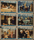 """Movie Posters:Exploitation, Where Are Your Children? (Monogram, 1943). Lobby Cards (6) (11"""" X14""""). Exploitation.. ... (Total: 6 Items)"""