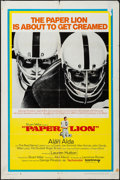 "Movie Posters:Sports, Paper Lion & Other Lot (United Artists, 1968). One Sheets (2) (27"" X 41""). Sports.. ... (Total: 2 Items)"