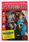 Golden Age (1938-1955):Horror, Psychoanalysis #1 (EC, 1955) Condition: VF+....