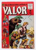 Golden Age (1938-1955):Adventure, Valor #5 (EC, 1955) Condition: VF....