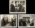 """Movie Posters:Musical, The Story of Vernon and Irene Castle (RKO, 1939). Photos (3) (8"""" X 10""""). Musical.. ... (Total: 3 Items)"""
