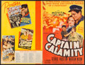 "Movie Posters:Adventure, Captain Calamity & Others Lot (Grand National, 1936).Pressbooks (7) (Multiple Pages, approx. 12"" X 18""). Adventure.. ...(Total: 7 Items)"