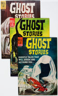 Silver Age (1956-1969):Horror, Ghost Stories File Copies Group (Dell, 1964-73) Condition: AverageVF/NM.... (Total: 71 Comic Books)
