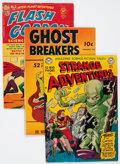Golden Age (1938-1955):Miscellaneous, Comic Books - Assorted Golden and Silver Age Comics Group (Various Publishers, 1946-67) Condition: Average VG/FN.... (Total: 8 Comic Books)