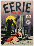 Golden Age (1938-1955):Horror, Eerie #1 (Avon, 1947) Condition: FR/GD....