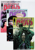 Modern Age (1980-Present):Horror, Walking Dead Group (Image, 2007-12) Condition: Average NM....(Total: 20 Comic Books)