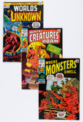 Bronze Age (1970-1979):Horror, Marvel Bronze Age Monster Comics Group (Marvel, 1971-74) Condition:Average VF/NM.... (Total: 26 Comic Books)