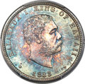 Coins of Hawaii, 1883 25C Hawaii Quarter MS67 PCGS. CAC....
