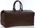 Luxury Accessories:Travel/Trunks, Louis Vuitton Damier Ebene Canvas Greenwich GM Travel Bag. ...