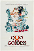 "Movie Posters:Comedy, Quo Goddess (Allan Shackleton, 1973). One Sheets (2) (27"" X 41"").Comedy.. ... (Total: 2 Items)"