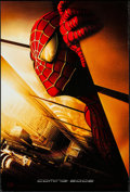 "Movie Posters:Action, Spider-Man (Columbia Tristar Film Distributors International,2002). International One Sheet (27"" X 40"") DS Advance World Tr..."