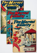 Golden Age (1938-1955):Superhero, The Marvel Family Group (Fawcett Publications, 1947-53) Condition: Average GD/VG.... (Total: 21 Comic Books)