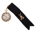 Timepieces:Other , Swiss 17 Jewel 14k Gold Open Face Pocket Watch. ...