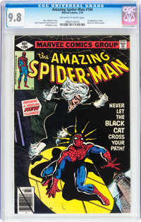 The Amazing Spider-Man #194 (Marvel, 1979) CGC NM/MT 9.8 Off-white to white pages