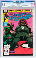 Modern Age (1980-Present):Superhero, The Amazing Spider-Man #232 (Marvel, 1982) CGC NM/MT 9.8 Whitepages....