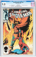 Modern Age (1980-Present):Superhero, The Amazing Spider-Man #261 (Marvel, 1985) CGC NM/MT 9.8 Whitepages....