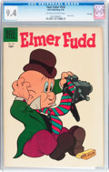 Silver Age (1956-1969):Cartoon Character, Four Color #938 Elmer Fudd - File Copy (Dell, 1958) CGC NM 9.4 Off-white to white pages....