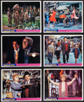 "Movie Posters:Animation, Bedknobs and Broomsticks (Walt Disney, 1971). British Front ofHouse Mini Lobby Card Set of 12 (8"" X 10""). Animation.. ... (Total:12 Items)"
