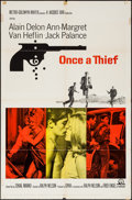 "Movie Posters:Crime, Once a Thief & Others Lot (MGM, 1965). One Sheets (9) (27"" X 41"") & Insert (14"" X 36""). Crime.. ... (Total: 10 Items)"
