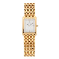 Timepieces:Wristwatch, Concord Heavy 18k Gold Wristwatch. ...