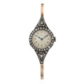 Timepieces:Wristwatch, Lady's H. Moser 14k White Gold Wristwatch. ...