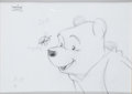 Animation Art:Production Drawing, The Tigger Movie Winnie the Pooh Production DrawingAnimation Art (Walt Disney, 2000)....